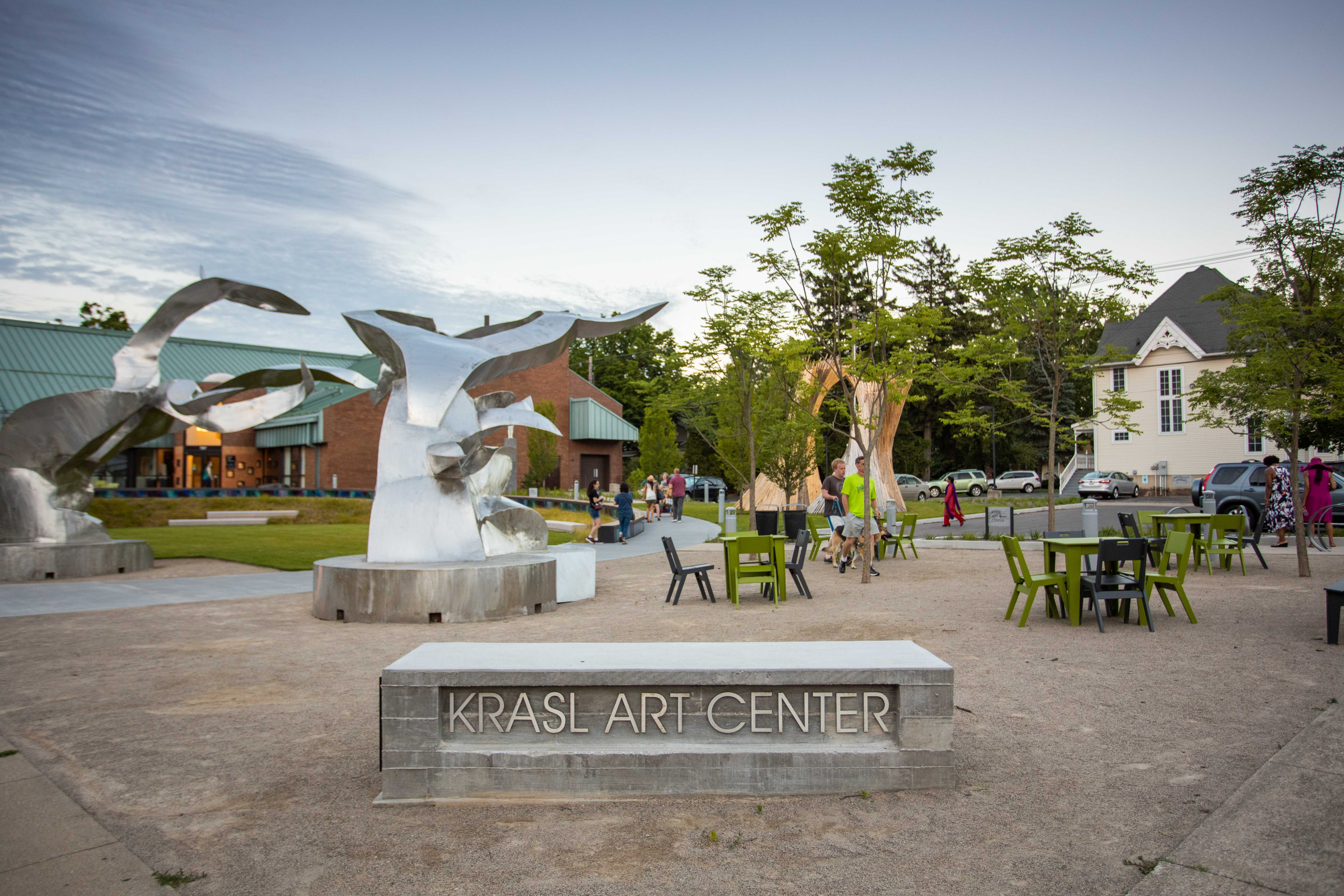 2019 KRASL ART CENTER MEMBERS' SHOW