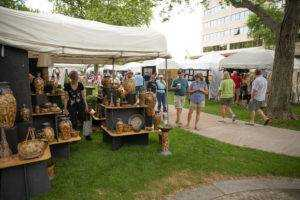 Krasl Art Fair on the Bluff 2020