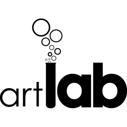artlab Logo - Black for Print